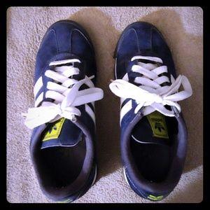 Adidas 'Samoa' sneakers.